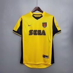 Camisa Arsenal Retrô 99/00