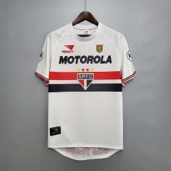 Camisa São Paulo 99/00 Retrô