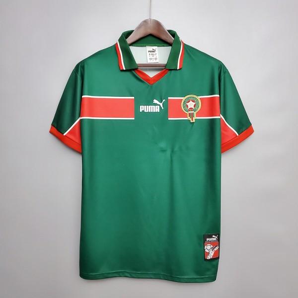 Camisa Marrocos Retro II 1998 - Torcedor