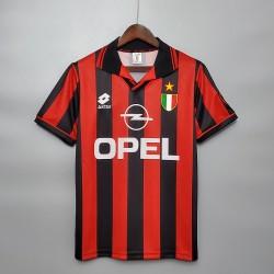 Camisa Milan Away 96/97 - Retrô