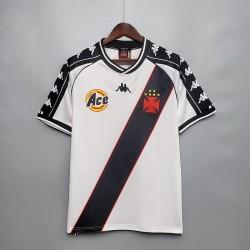 Camisa Vasco Retrô 2000 - Branco
