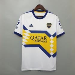 Camisa Boca Jrs Away 20/21 s/nº Torcedor