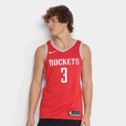 Regata Swingman NBA Houston Rockets Chris Paul Nike Road - Vermelho
