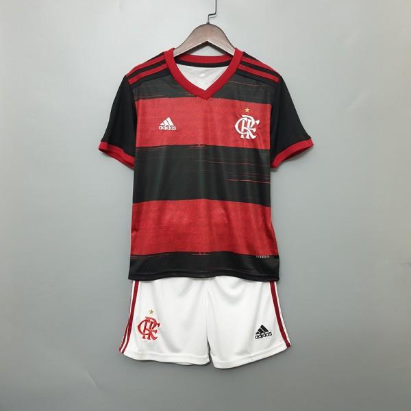 Camisa Flamengo I Infantil 20/21 s/n°