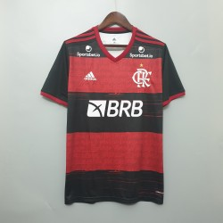 Camisa Flamengo Home 20/21 c/ Patrocínio