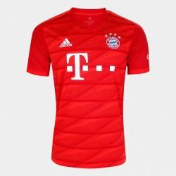 Camisa Bayern de Munique I 19/20 s/n° - Torcedor