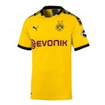 Camisa Borussia Dortmund Home 19/20 s/n° - Torcedor