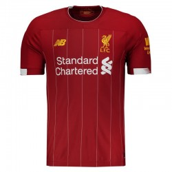 Camisa Liverpool I 19/20 s/n° - Torcedor