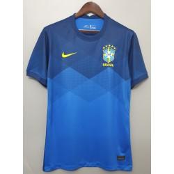 Camisa Brasil Away 20/21 s/n° Torcedor