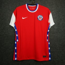 Camisa Chile Home 20/21 - Torcedor