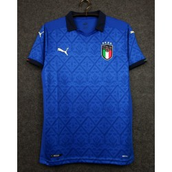 Camisa Italia Home 21/22 - Torcedor